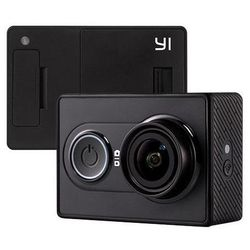 Xiaomi YI Action Camera Travel Edition (черный) :::