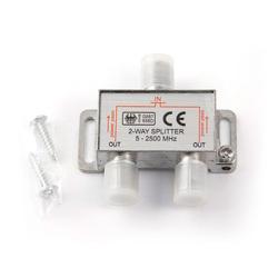 Антенный разветвитель TV (M) - 2хTV (F) (Belsis SP3069)