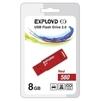 EXPLOYD 560 8GB (красный) - USB Flash driveUSB Flash drive<br>EXPLOYD 560 8GB - флеш-накопитель, объем 8Гб, USB 2.0, 15Мб/с<br>