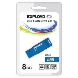 EXPLOYD 560 8GB (синий)