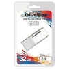 OltraMax 240 32GB (белый) - USB Flash driveUSB Flash drive<br>OltraMax 240 32GB - флеш-накопитель, объем 32Гб, USB 2.0, 15Мб/с<br>