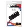OltraMax 240 32GB (черный) - USB Flash driveUSB Flash drive<br>OltraMax 240 32GB - флеш-накопитель, объем 32Гб, USB 2.0, 15Мб/с<br>