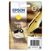 Картридж для Epson WorkForce WF-2010, WF-2510, WF-2520, WF-2530, WF-2540 (C13T16244012) (желтый) - Картридж для принтера, МФУКартриджи<br>Картридж совместим с моделями: Epson WorkForce WF-2010, WF-2510, WF-2520, WF-2530, WF-2540.<br>