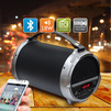 Ginzzu GM-886B - Колонка для телефона и планшетаПортативная акустика<br>Портативная Bluetooth колонка с FМ-радио, эквалайзер - ROCK,POP,CLASSIC,JAZZ,COUNTRY, регулировка низких частот, сабвуфер и LED дисплей, аудио-плеер - SD, USB-flash, AUX-in, аккумулятор - 3000 mAh, поддержка MP3, WAV.<br>