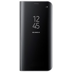 Чехол-книжка для Samsung Galaxy S8 Plus (Clear View Standing Cover EF-ZG955CBEGRU) (черный)