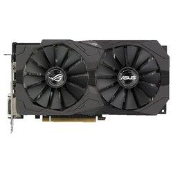 ASUS Radeon RX 570 1300Mhz PCI-E 3.0 4096Mb 7000Mhz 256 bit 2xDVI HDMI HDCP Strix OC Gaming RTL