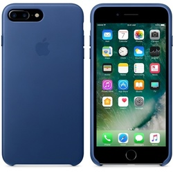 Чехол-накладка для Apple iPhone 7 Plus (MPTF2ZM/A) (темно-синий)
