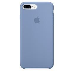 Чехол-накладка для Apple iPhone 7 Plus (MQ0M2ZM/A) (голубой)