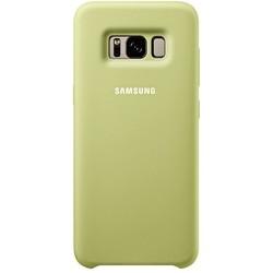 Чехол-накладка для Samsung Galaxy S8 Plus (EF-PG955TGEGRU) (зеленый)