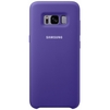 Чехол-накладка для Samsung Galaxy S8 (Silicone Cover EF-PG950TVEGRU) (фиолетовый)  - Чехол для телефонаЧехлы для мобильных телефонов<br>Чехол плотно облегает корпус и гарантирует надежную защиту от царапин и потертостей.<br>