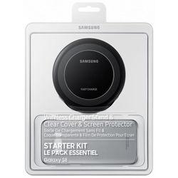 Комплект аксессуаров для Samsung Galaxy S8 (Samsung Starter Kit S8 EP-WG95BBBRGRU) (с беспроводной зарядкой)
