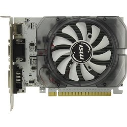 MSI GeForce GT 730 1006Mhz PCI-E 2.0 2048Mb 1800Mhz 64 bit DVI HDMI VGA RTL