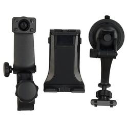 Универсальный автомобильный держатель (Wiiix KDS-WIIIX-01TP) (черный)