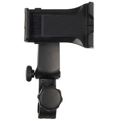 Универсальный автомобильный держатель (Wiiix KDS-WIIIX-01P) (черный)
