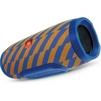 JBL Charge 3 (рисунок Zap) - Колонка для телефона и планшетаПортативная акустика<br>Портативная акустика стерео, мощность 2x10 Вт, питание от батарей, линейный вход, Bluetooth, влагозащищенный корпус.<br>