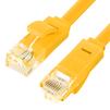 Патч-корд UTP кат. 6, RJ45 0.5м (Greenconnect GCR-LNC622-0.5m) (желтый) - КабельСетевые аксессуары<br>Служит для подключения к интернету на высокой скорости. Соответствует  современному стандарту UTP Cat6, что обеспечивает возможность подключения к интернету со скоростью до 10 Гбит/с.<br>