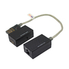Адаптер-удлинитель USB AM - USB AF (GCR-UEC60DC) (черный) - Usb, hdmi кабельUSB-, HDMI-кабели, переходники<br>Адаптер-удлинитель активный USB 2.0 по витой паре с дополнительным питанием до 60 метров.<br>