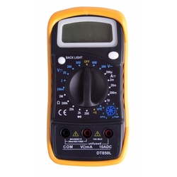 Мультиметр цифровой Proconnect MAS830L