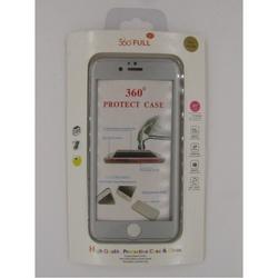 Защитное стекло для Apple iPhone 6, 6S (101042) (серебристый)