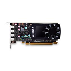 PNY Nvidia Quadro P600 1300Mhz PCI-E 3.0 2048Mb 4000Mhz 128 bit miniDP BULK