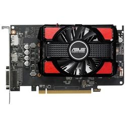 ASUS Radeon RX 550 1183Mhz PCI-E 3.0 4096Mb 7000Mhz 256 bit DVI HDMI HDCP RTL