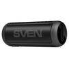 SVEN PS-250BL (черный) - Колонка для телефона и планшетаПортативная акустика<br>Выходная мощность (RMS): (2х5) 10Вт, частотный диапазон: 100–22000Гц, источник питания: литий-ионный aккумулятор: 2200 мAч, USB: DC 5 V, интерфейс подключения Bluetooth.<br>