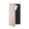Чехол-книжка для Huawei Honor 5C (Celly Air Case AIR588GDCP) (золотистый) - Чехол для телефонаЧехлы для мобильных телефонов<br>Чехол плотно облегает корпус и гарантирует надежную защиту от царапин и потертостей.<br>