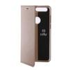 Чехол-книжка для Huawei Honor 8 (Celly Air Case AIR610GDCP) (золотистый) - Чехол для телефонаЧехлы для мобильных телефонов<br>Чехол плотно облегает корпус и гарантирует надежную защиту от царапин и потертостей.<br>