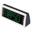 Ritmix RRC-1850 (белый) - РадиоприемникРадиоприемники<br>Радиоприёмник, USB-разъем для зарядки мобильных устройств (5 В, 1 А), два будильника, функция повтора сигнала будильника. Питание от сети (батарейки служат только для сохранения настроек времени и будильника).<br>