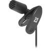 Defender MIC-109 (черный) - МикрофонМикрофоны<br>Микрофон компьютерный на прищепке, проводной 3,5-мм джек, частотный диапазон 10–13000 Гц, чувствительность 54 дБ.<br>