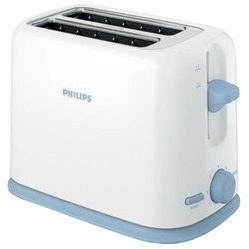 Philips HD 2595 (белый/голубой)