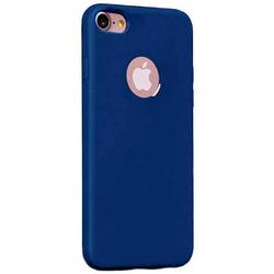 Чехол для Apple iPhone 7 (Hoco TPU Juice Series 835347) (голубой)