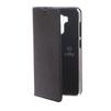 Чехол-книжка для Asus ZenFone 3 Max ZC553KL (Celly Air Case AIR649BKCP) (черный) - Чехол для телефонаЧехлы для мобильных телефонов<br>Чехол плотно облегает корпус и гарантирует надежную защиту от царапин и потертостей.<br>