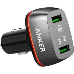 Anker PowerDrive+ 2 (A2224H11) (черный)