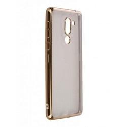 Чехол-накладка для Huawei Honor 6x (Muvit Bling Case MLBKC0183) (золотистый)