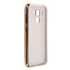Чехол-накладка для Asus Zenfone 3 Max ZC553KL (Muvit Bling Case MLBKC0181) (золотистый) - Чехол для телефонаЧехлы для мобильных телефонов<br>Чехол плотно облегает корпус и гарантирует надежную защиту от царапин и потертостей.<br>