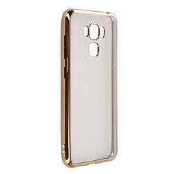 Чехол-накладка для Asus Zenfone 3 Max ZC553KL (Muvit Bling Case MLBKC0181) (золотистый)