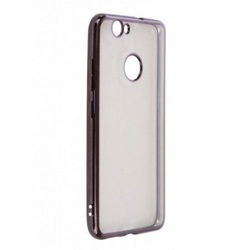 Чехол-накладка для Huawei Nova (Muvit Bling Case MLBKC0186) (металлик)