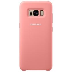 Чехол-накладка для Samsung Galaxy S8 (EF-PG950TPEGRU) (розовый)