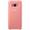 Чехол-накладка для Samsung Galaxy S8 Plus (EF-PG955TPEGRU) (розовый) - Чехол для телефонаЧехлы для мобильных телефонов<br>Чехол плотно облегает корпус и гарантирует надежную защиту от царапин и потертостей.<br>
