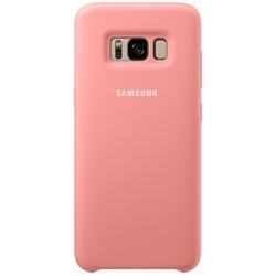 Чехол-накладка для Samsung Galaxy S8 Plus (EF-PG955TPEGRU) (розовый)