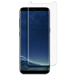 Защитное стекло для Samsung Galaxy S8 Plus (Qreco GP-G955QCEEBAA) (с апликатором)
