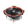 ID-COOLING DK-03 Halo Intel RED LED - Кулер, охлаждениеКулеры и системы охлаждения<br>Для процессора, вентилятор 120 мм, 1600 об/мин, алюминий, 26.4 дБ, красная подсветка.<br>