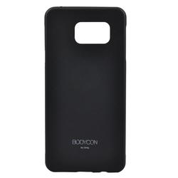 Чехол-накладка для Samsung Galaxy A3 (2017) (Uniq Bodycon GA3HYB(2017)-BDCBLK) (черный)