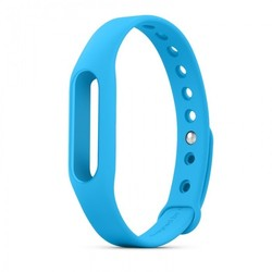 Ремешок для Хiaomi Mi Band (Хiaomi Mi Band Silicon 332825) (синий)