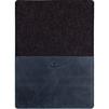 Чехол для Apple MacBook Pro 13 Retina (Stoneguard 511 SG5410302) (синий)  - Чехол для ноутбукаЧехлы для ноутбуков<br>Чехол изготовлен из кожи, выполнен в форме конверта, подкладка из мягкого фетра. Надежно защищает ноутбук при транспортировке.<br>