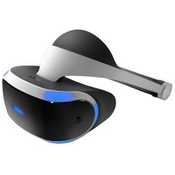 Sony PlayStation VR (черно-серебристый)