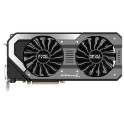Palit GeForce GTX 1080 Ti 1505Mhz PCI-E 3.0 11264Mb 11000Mhz 352 bit DVI HDMI HDCP Super JetStream RTL