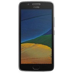 Motorola Moto G5 16Gb (серый) :::