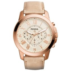 FOSSIL Gen 1 Chronograph Smartwatch Q Grant (leather)